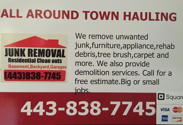Furniture / Junk / Trash / Rehab debris Removal