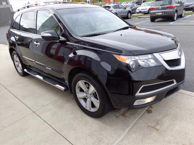 Acura MDX 3.7 Technology w/ Entertainment 2010