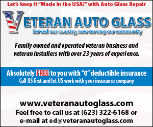 Veteran Auto Glass