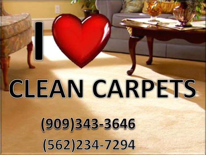 CARPET CLEANING (909)343-3646