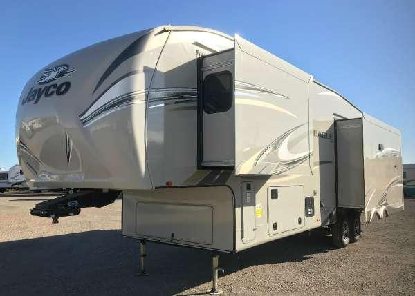 2017 Eagle RV 321RSTS