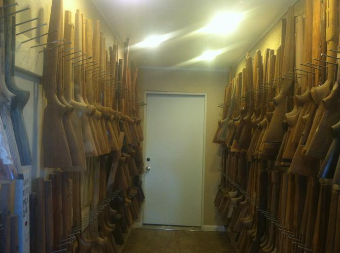Summer Sale  Rifle and Shot Gun  Stocks  Wide Variety