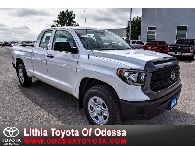Toyota Tundra 2WD SR DOUBLE CAB 6.5' BED 4.6L 2018