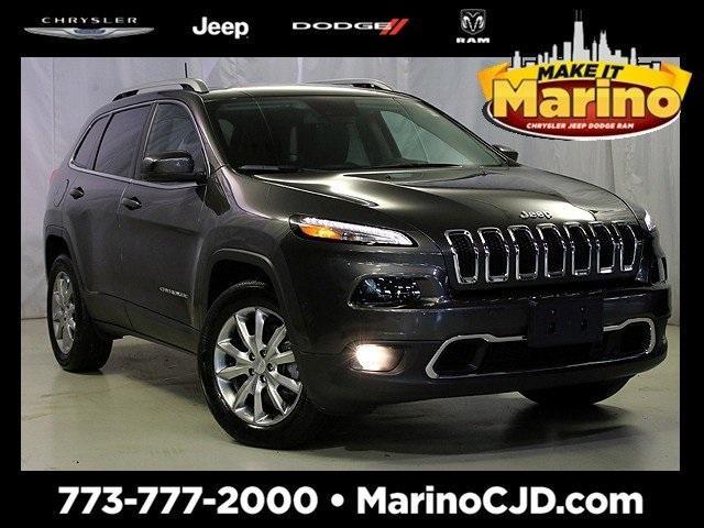Jeep Cherokee Limited 2018