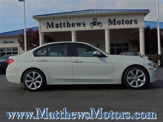 BMW 3 Series 3-Series 2012