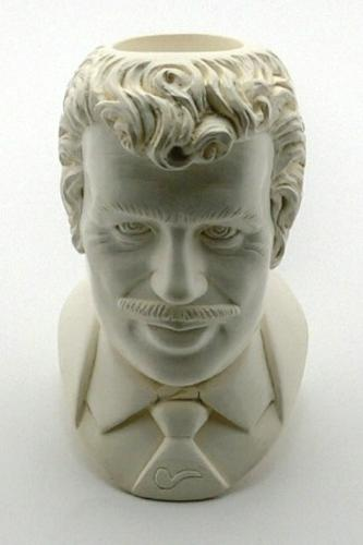 Don Diego - One of a Kind Pipe Hand Carved 100% Solid Block Meerschaum