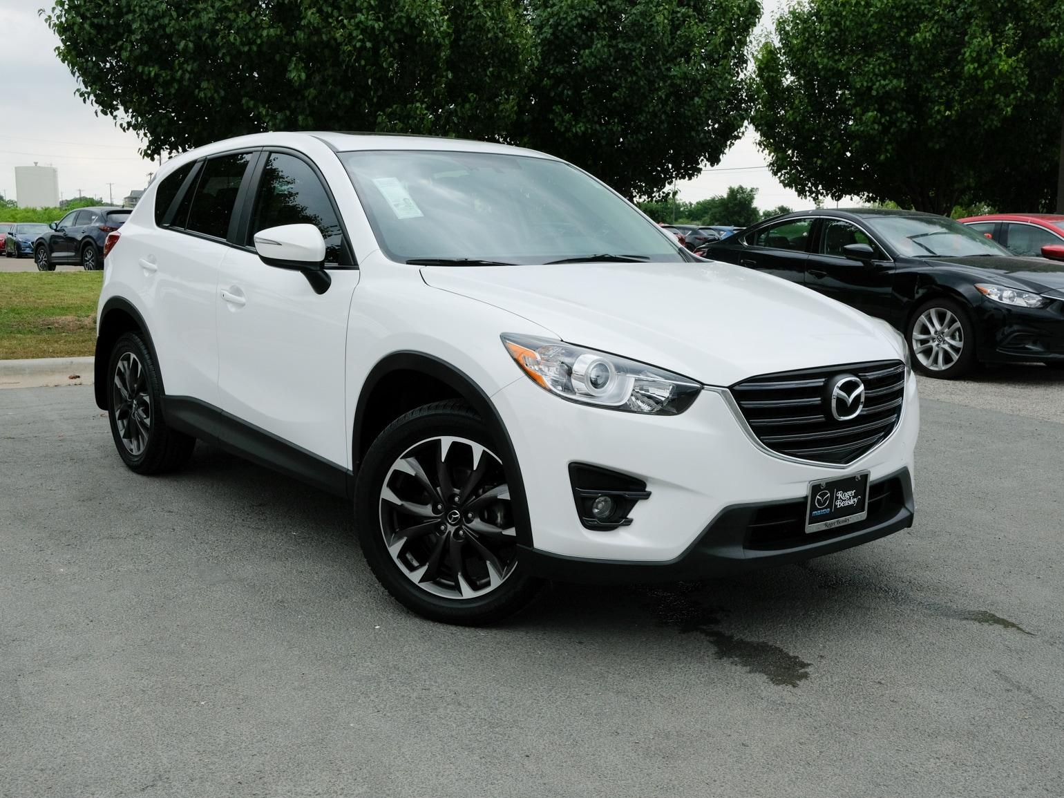 Mazda CX-5 Grand Touring w/ Leather 2016