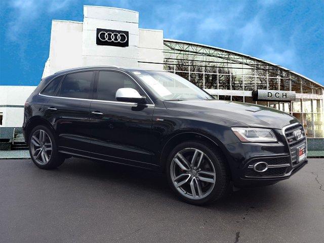 Audi SQ5 Premium Plus 2015