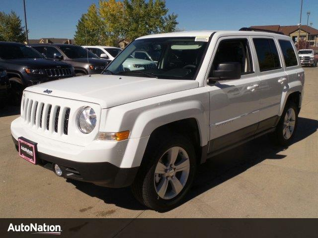 Jeep Patriot Latitude 2017