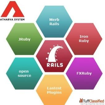 Leading Ruby on Rails Development Company - Atharva System