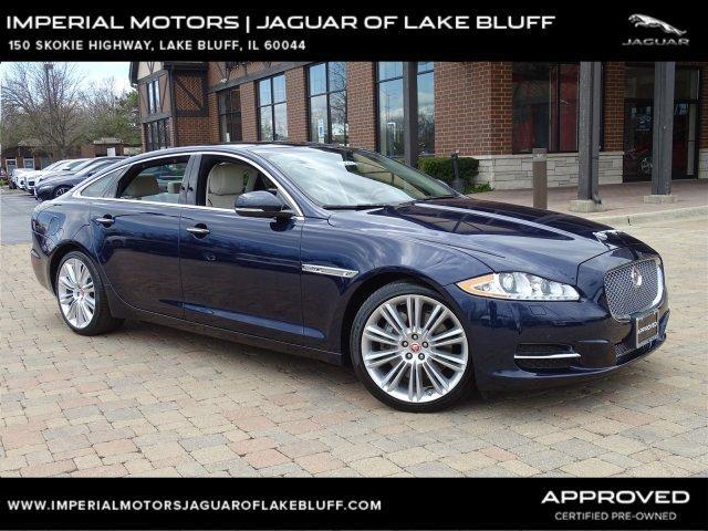 Jaguar XJ Portfolio 2015