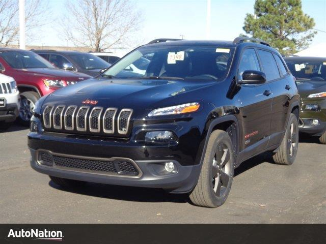 Jeep Cherokee 75th Anniversary Edition 2017