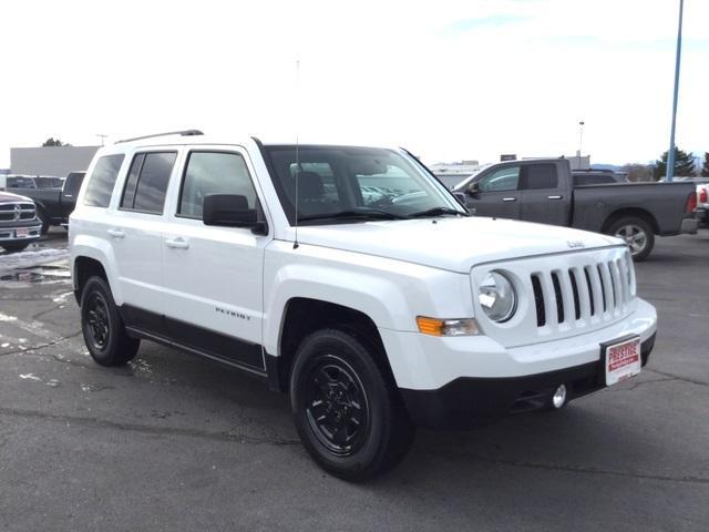 Jeep Patriot Sport 2017