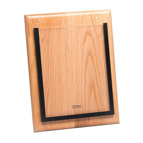 WoodPocket Solid Wood Sign Holder- Wallpocket Company
