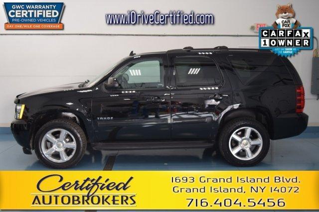 Chevrolet Tahoe LS 4x4 2013