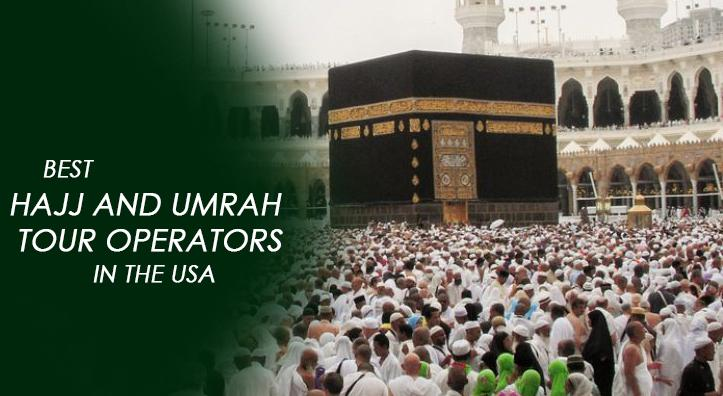 Best Hajj and Umrah Tour Operator in the USA