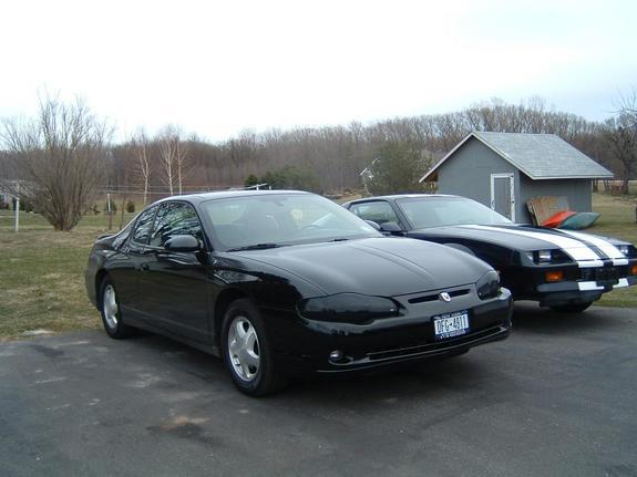 2005 Chevy Monte Carlo 81k miles  $2250