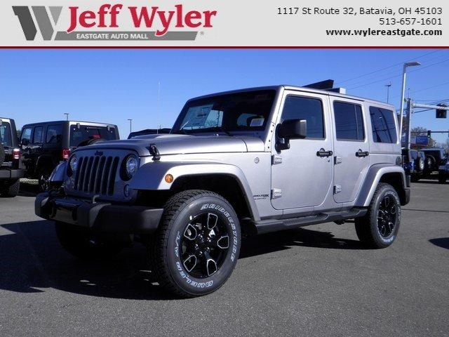Jeep Wrangler JK Unlimited Unlimited Altitude 2018