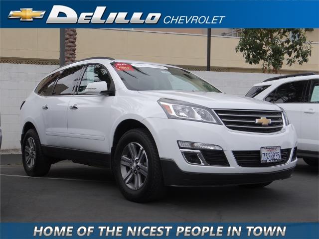Chevrolet Traverse FWD 4dr LT w/1LT 2017
