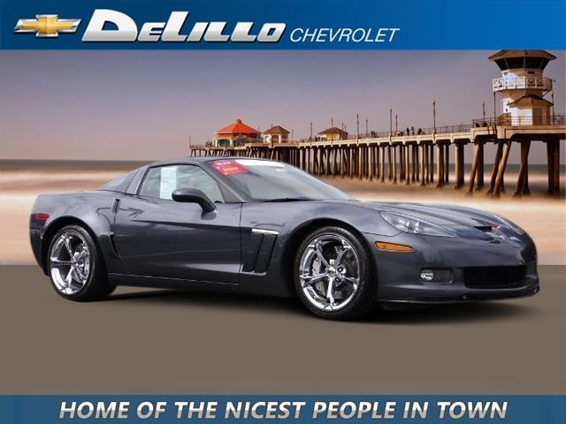 Chevrolet Corvette 2dr Cpe Grand Sport w/3LT 2013