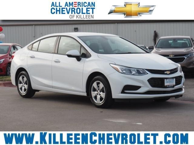 Chevrolet Cruze 4-DOOR SEDAN LS AUTOMATIC 2018