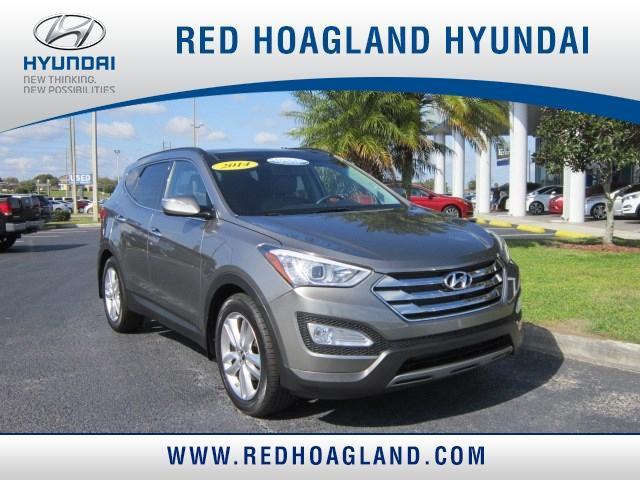 Hyundai Santa Fe Sport FWD 4dr 2.0T 2014