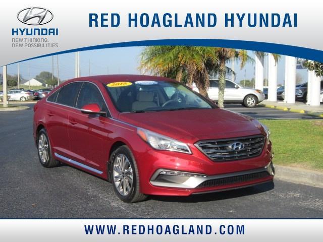 Hyundai Sonata 4dr Sdn 2.4L Sport 2015