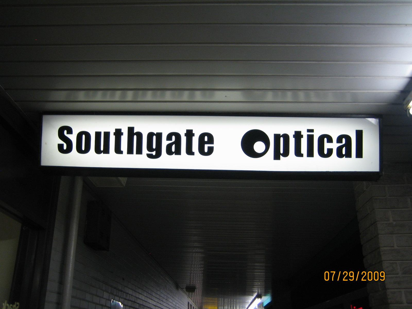 Southgate Optical