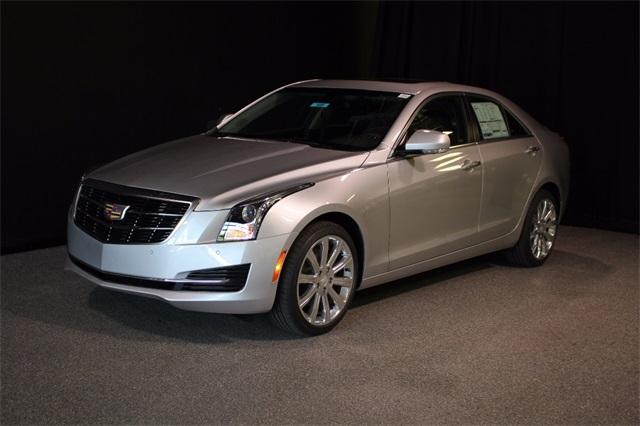 Cadillac ATS Sedan 2.0L Turbo Luxury 2018