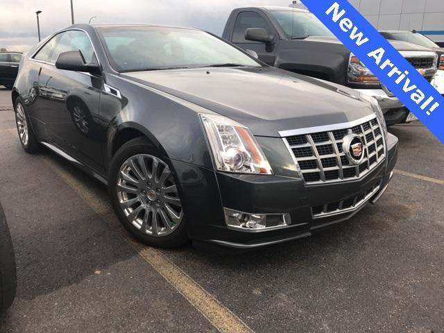 Cadillac CTS Coupe Premium 2013