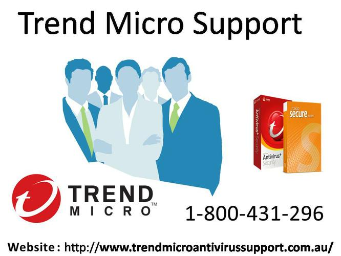Get quick solutions by Trend Micro Support 1-800-431-296.