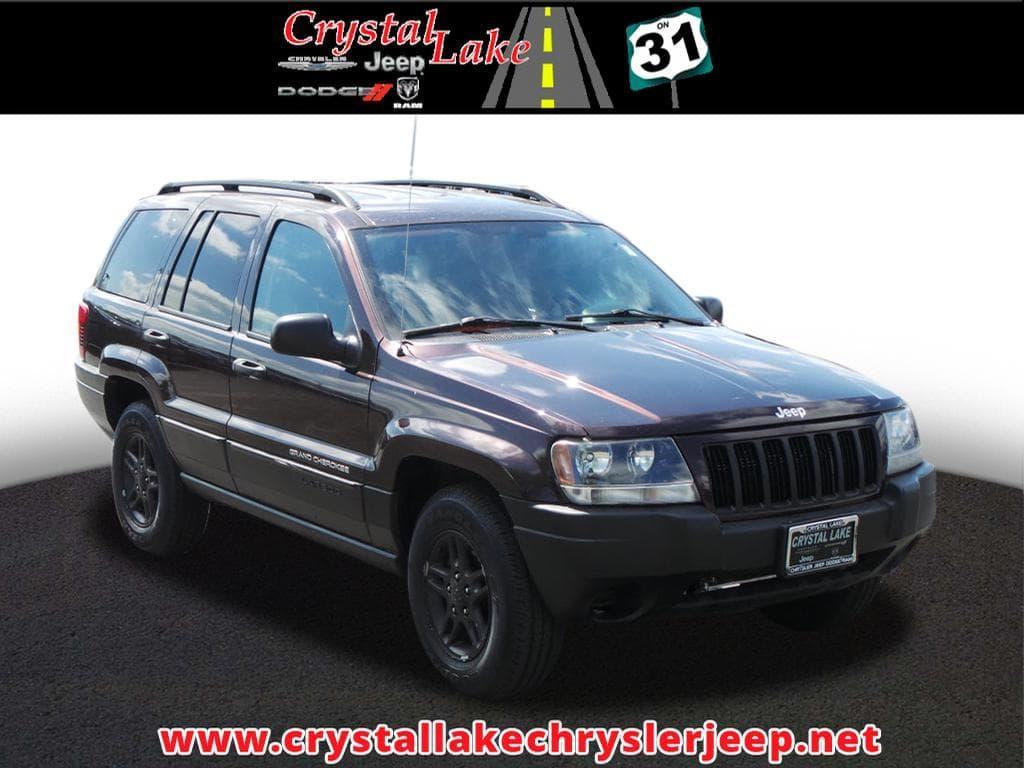 Jeep Grand Cherokee Laredo 2004