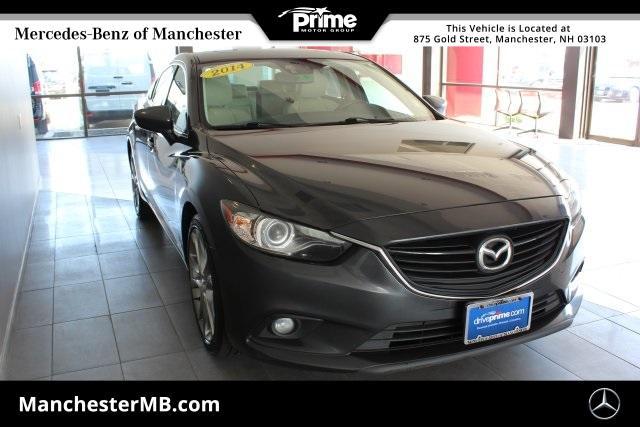 Mazda Mazda6 i 2014
