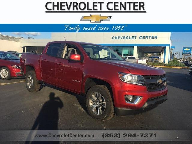 Chevrolet Colorado 2WD Z71 2018