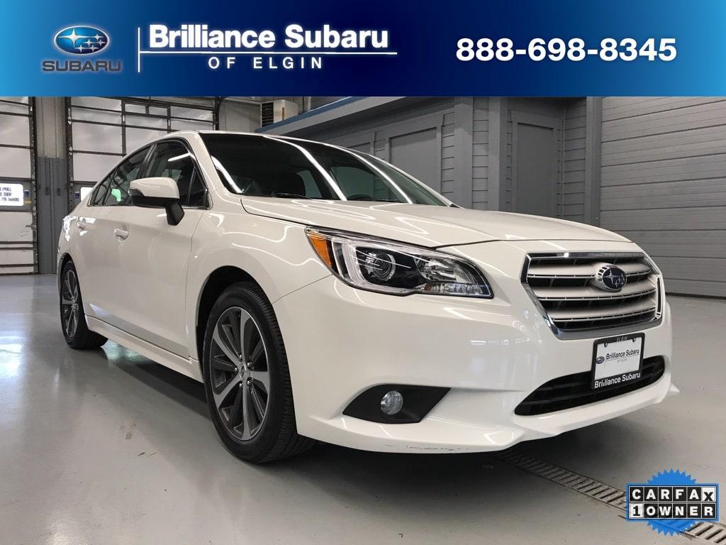 Subaru Legacy 2.5i Limited with 2017