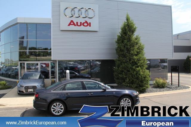 Audi A6 2.0 TFSI Premium Plus quattro AWD 2018