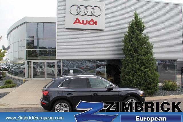 Audi Q5 2.0 TFSI Premium Plus 2018