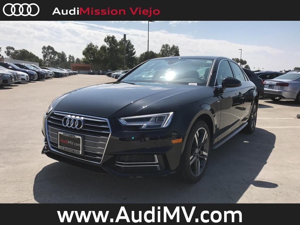 Audi A4 2.0T ultra Premium Plus 2018