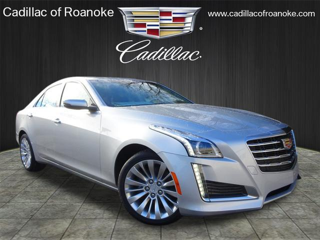 Cadillac CTS Sedan 2.0T Luxury 2017