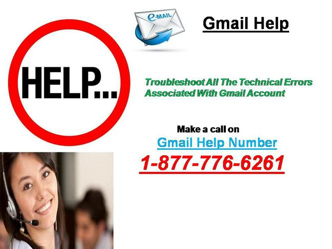 Help Desk! Dial Gmail Helpline 1-877-776-6261 For Recover Gmail Password