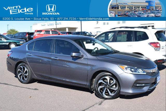 Honda Accord Sedan EX 2016