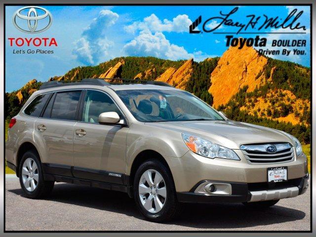 Subaru Outback Ltd Pwr Moon 2010