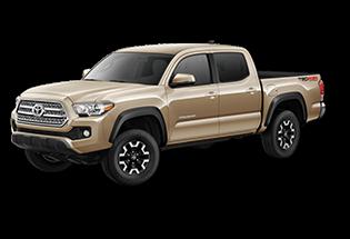 Toyota Tacoma TRD Off-Road 2017