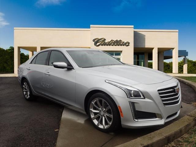 Cadillac CTS Sedan Luxury AWD 2017