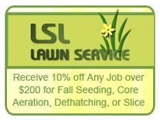LSL Lawn Service