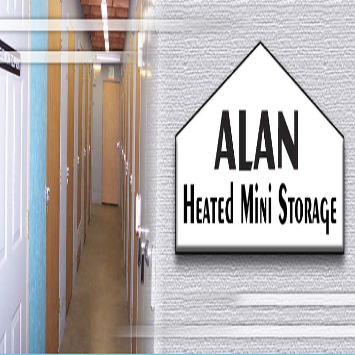Alan Heated Mini Storage