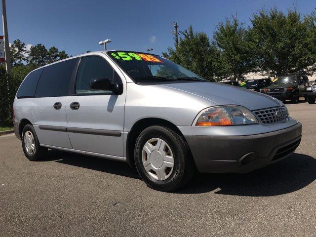 Ford Windstar Wagon LX 2001