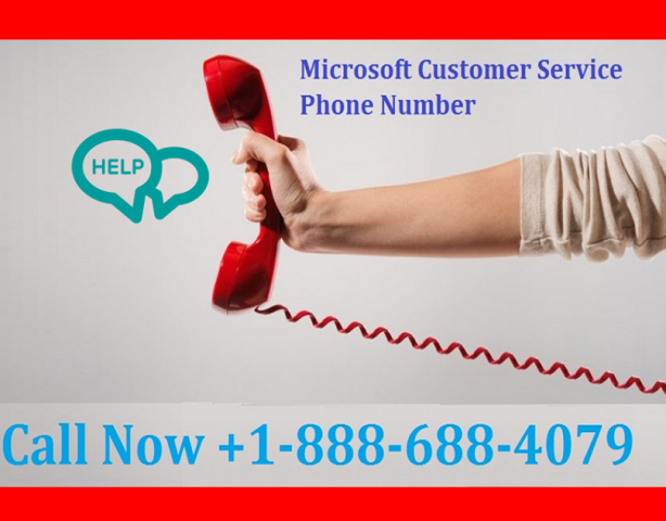 Microsoft Technical Support Phone Number 1-888-688-4079