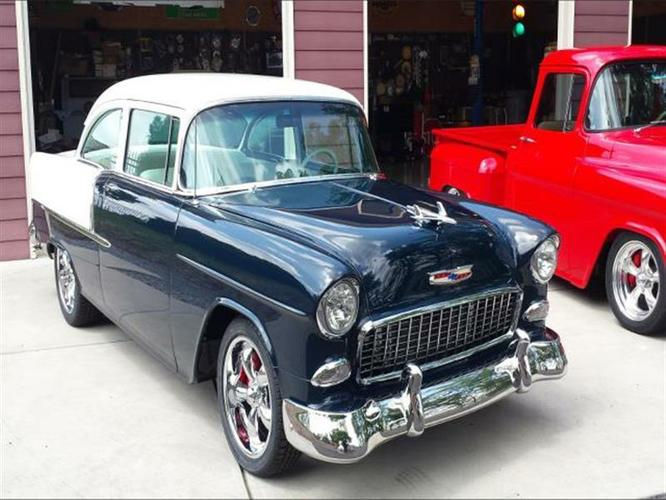 Chevrolet Bel Air 3758 Miles
